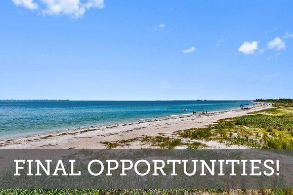 Final Opportunities in Tierra Verde