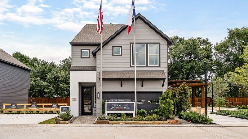 The Gianna in Dominion at Garden Oaks - Garden Homes