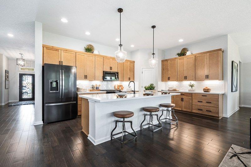 Interior:The Newbury - Kitchen
