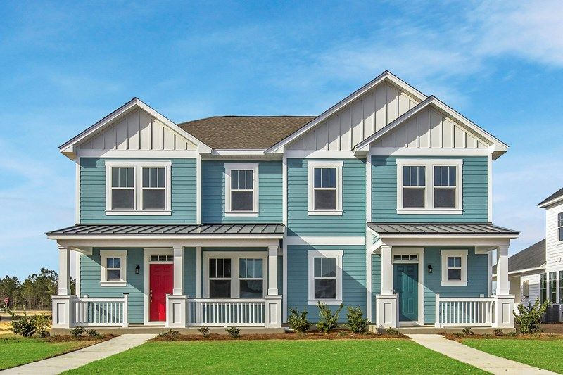 Carnes Crossroads Paired Homes