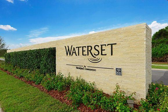Waterset Garden Series