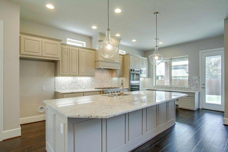 Interior:The Ardell - Kitchen