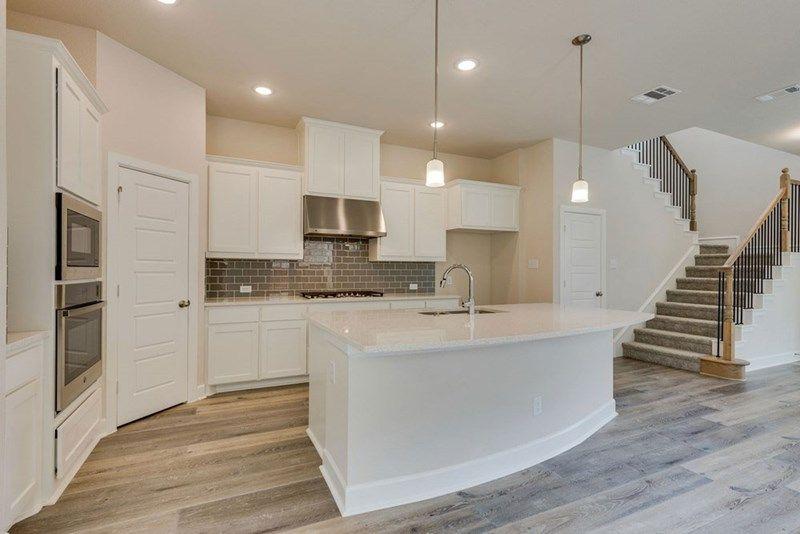 Interior:The Cargile - Kitchen