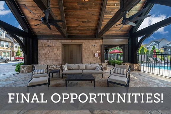Enclave at Belmont Cottages - Final Opportunities