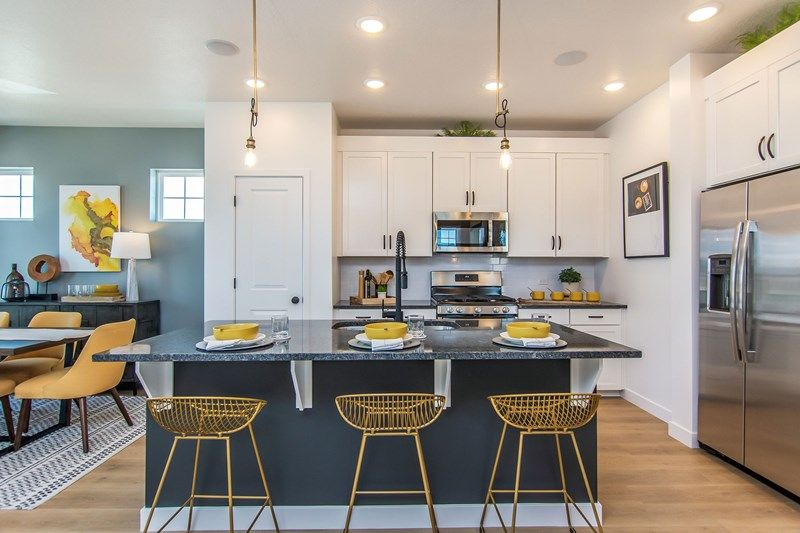 Interior:The Willoughby - Kitchen