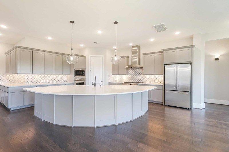 Interior:The Anaheim - Kitchen