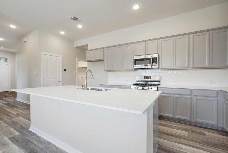 Interior:The Broadacre - Kitchen