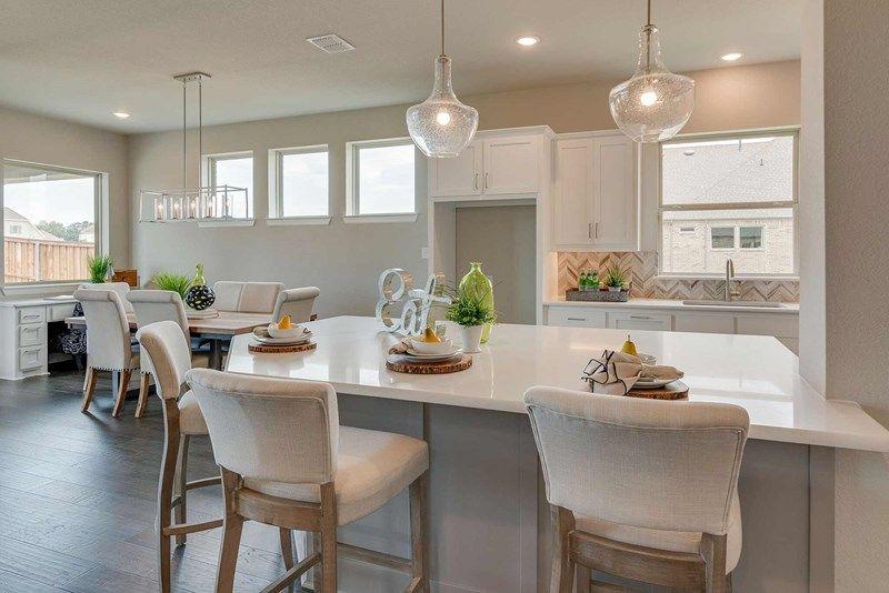 Interior:The McManus - Kitchen