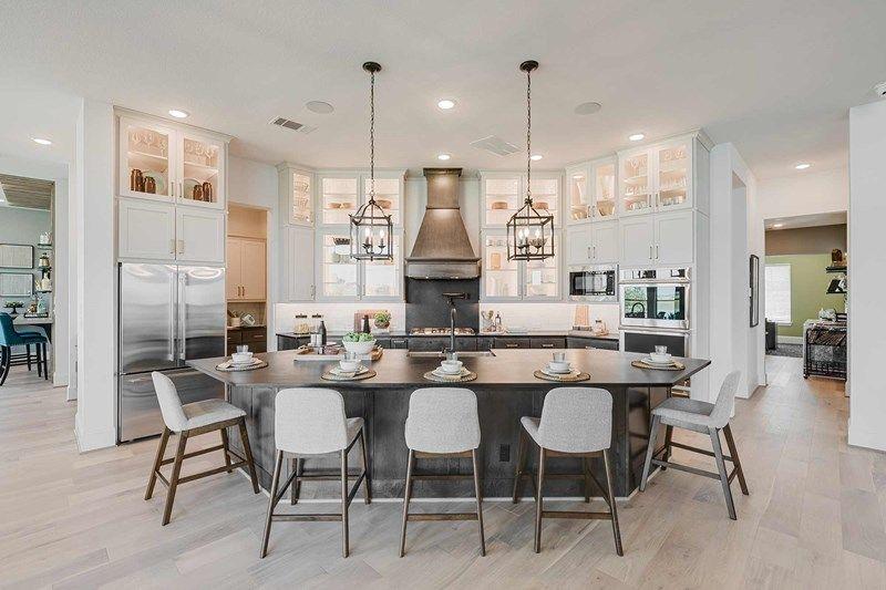 Interior:The Castlewood - Kitchen
