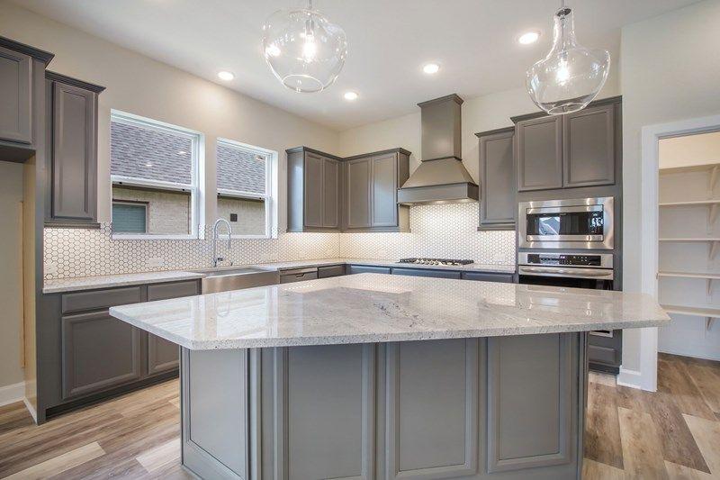 Interior:The Courtland - Kitchen