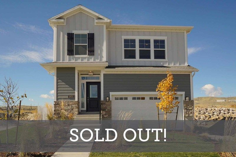 Holbrook Farms - The Cottages - Sold Out