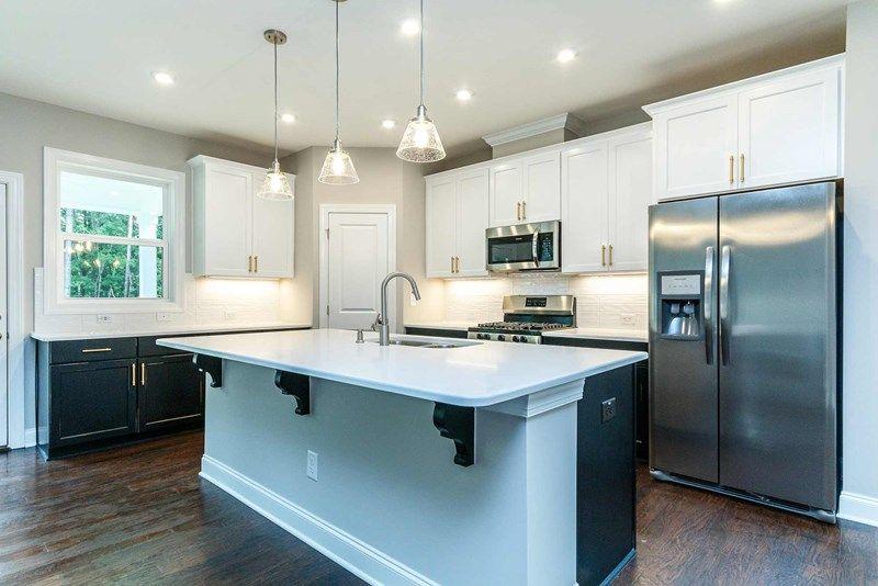 Interior:The Bella Vista - Kitchen