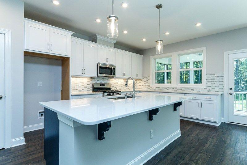 Interior:The Careywood - Kitchen