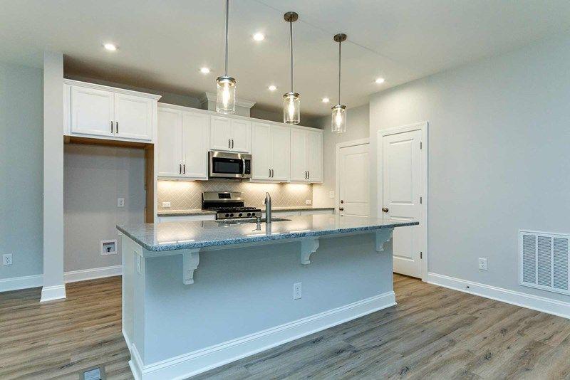Interior:The Ivycrest - Kitchen