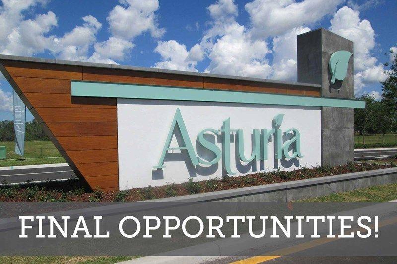 Final Opportunities in Asturia Village Series