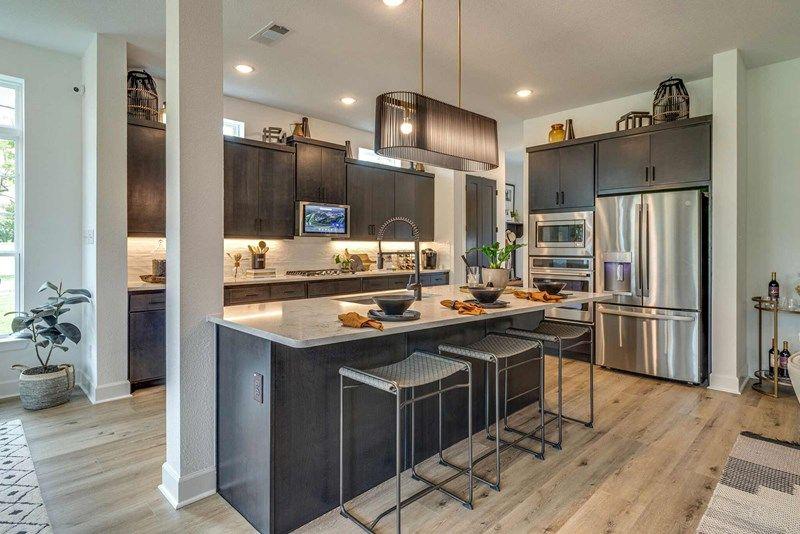 Interior:The Arlington - Kitchen