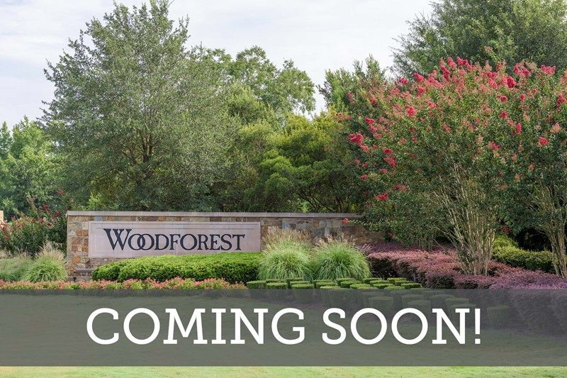 Woodforest - Coming Soon