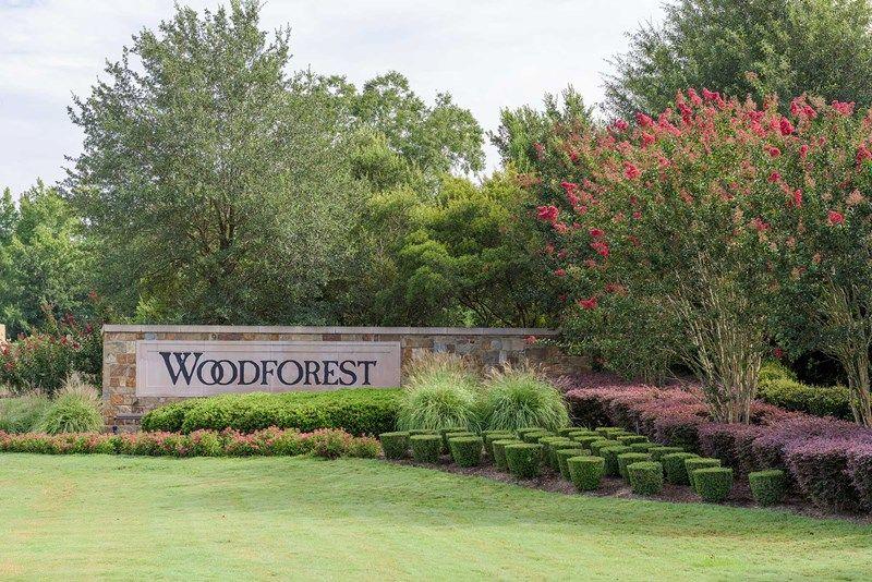 Woodforest Amenities