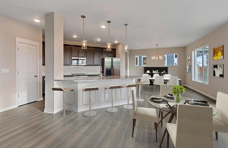Interior:The Rockford - Kitchen