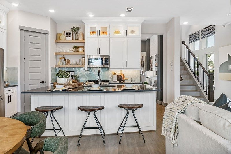 Interior:The Bellomy - Kitchen