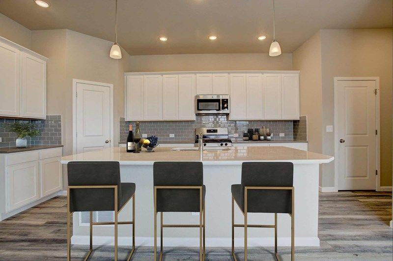 Interior:The Thornberry - Kitchen