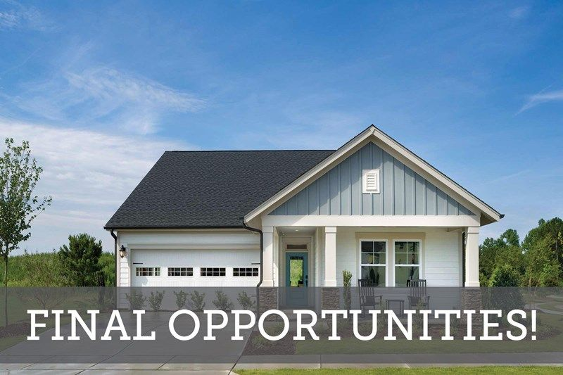 The Sweetbriar - Final Opportunities