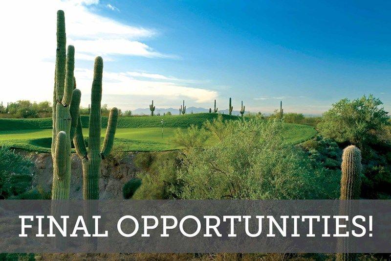 Eagle Crest - Golf Villas at Blackstone - Final Opportunities
