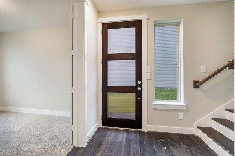 Interior:The Tegan - Entry