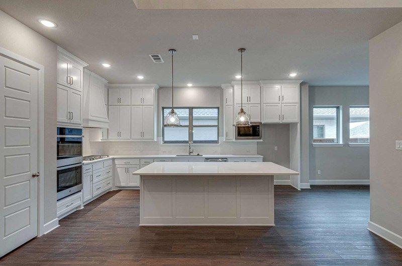 Interior:The Lankford - Kitchen