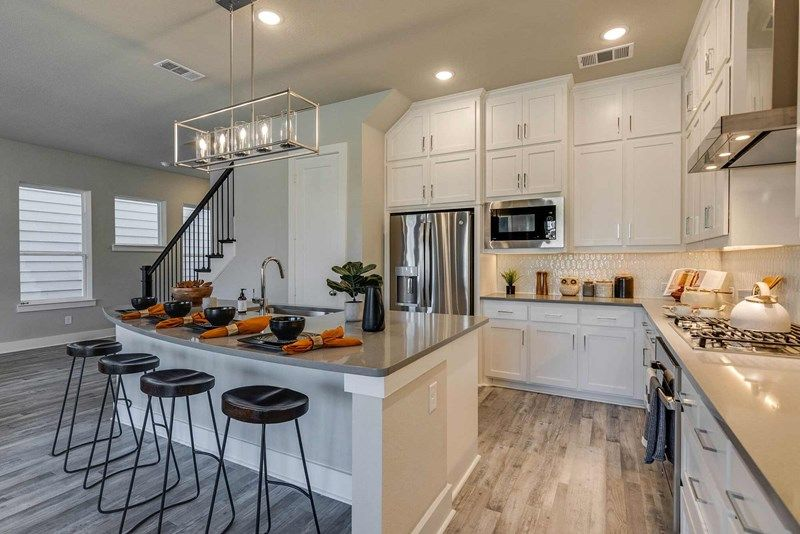 Interior:The Hebron - Kitchen