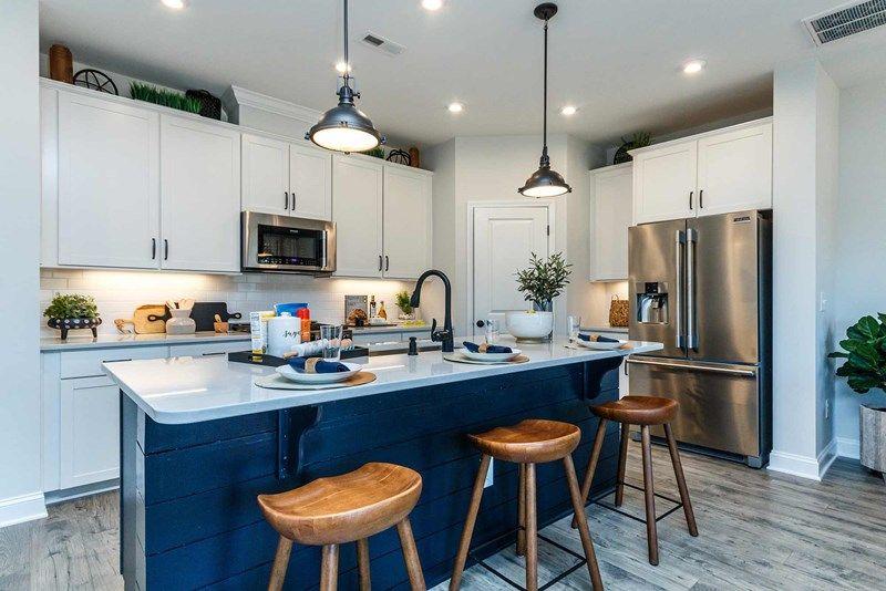 Interior:The Wainwright - Kitchen