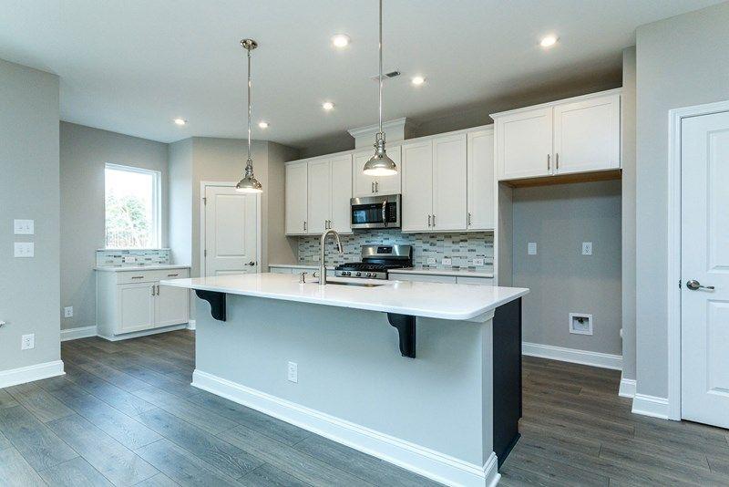 Interior:The Oakwood - Kitchen