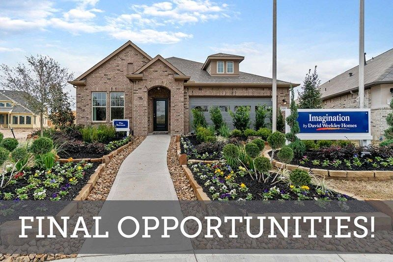 Grove Landing - Final Opportunities