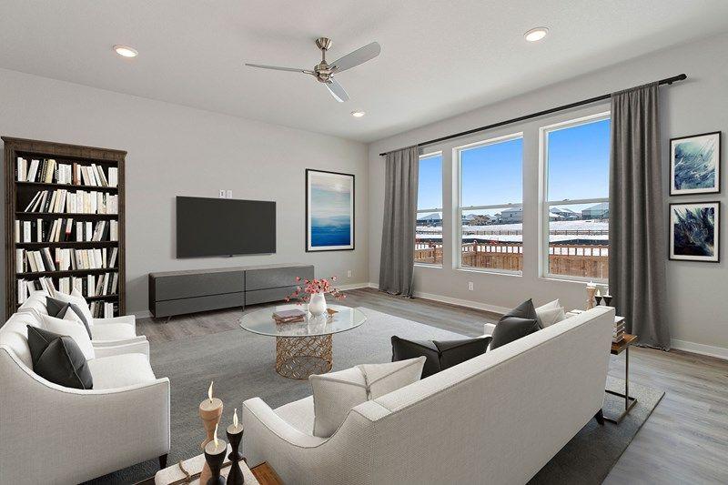 Interior:The Midland - Living Room
