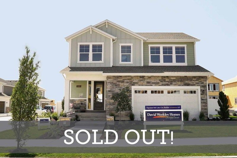 Copperleaf - The Cottages - Sold Out