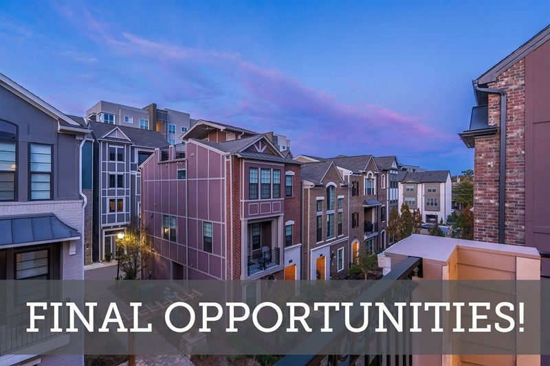 Final Opportunities in Broadview Place Manor