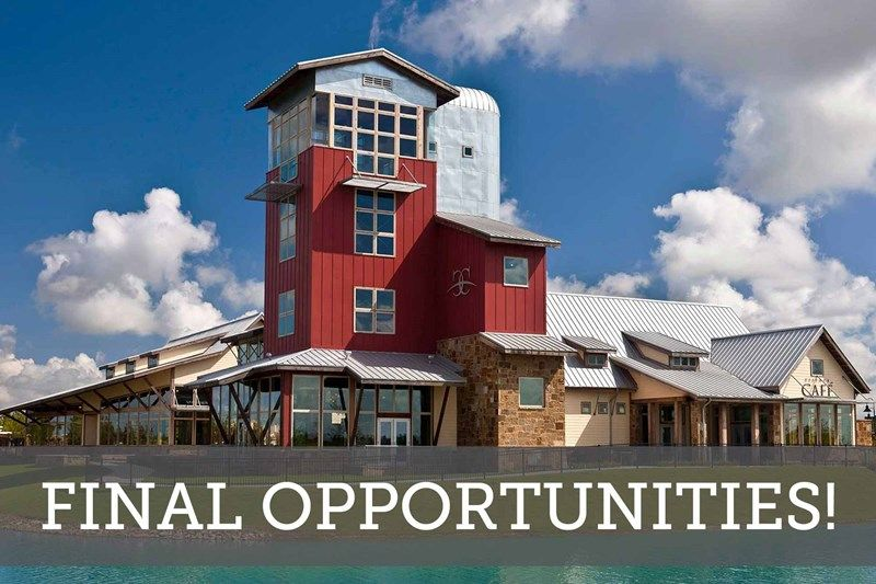 Cross Creek Ranch - Final Opportunities