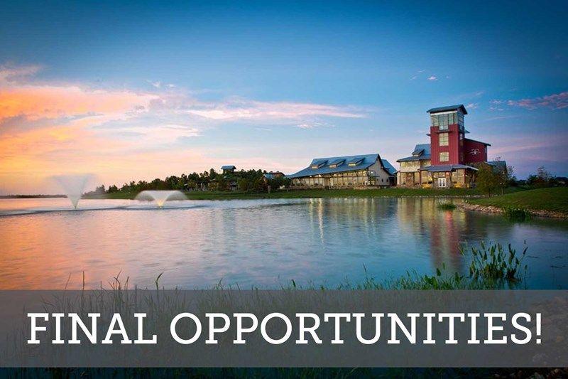 Cross Creek Ranch - Final Opportunities