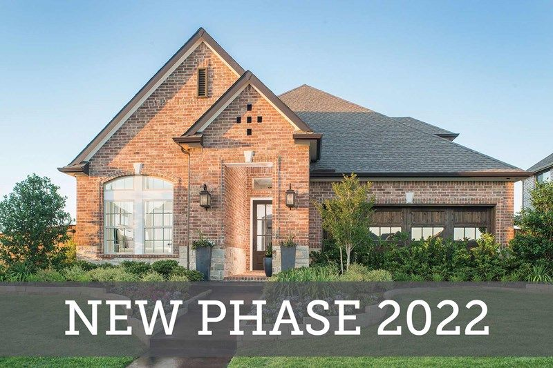 New Phase in 2022 in Mustang Lakes
