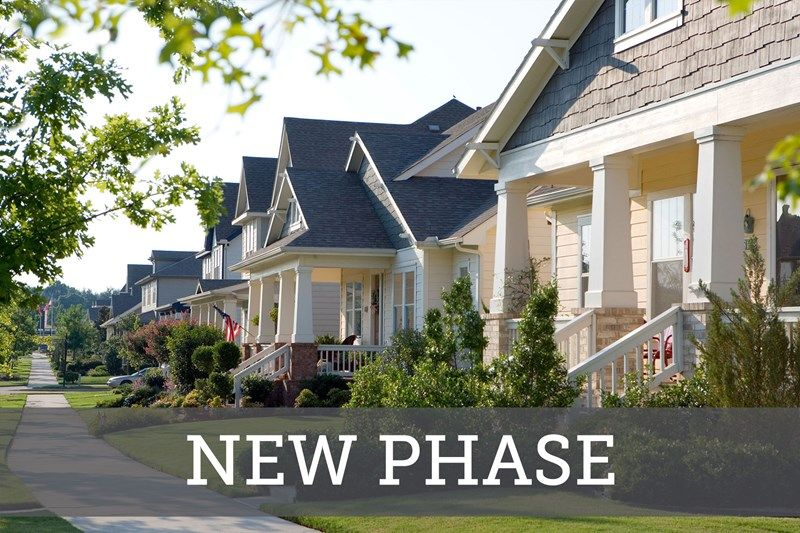 The Homestead at Liberty Grove - New Phase