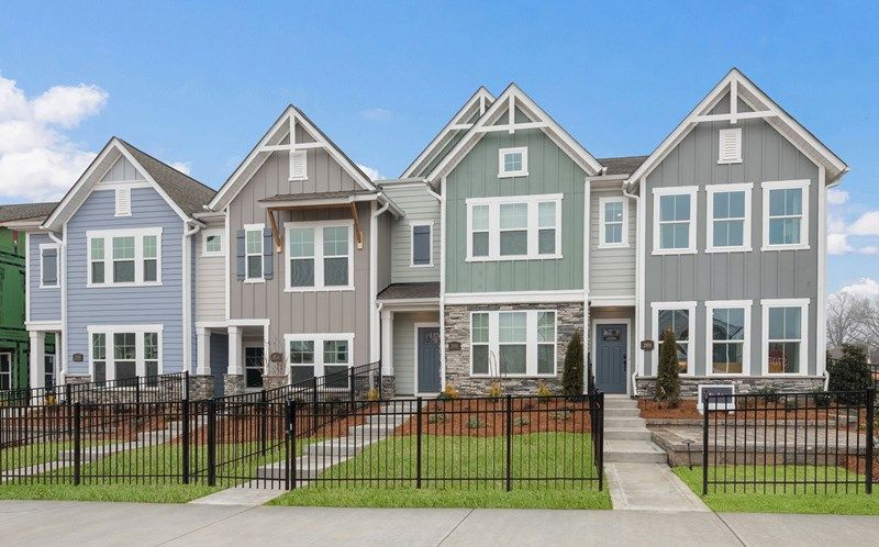 Villa Heights - Townhome Collection