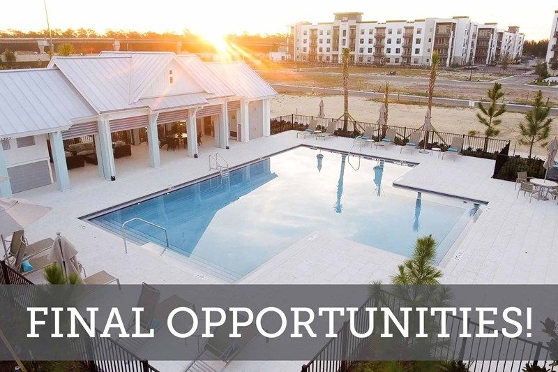 Tidal Pointe at Southside Quarter - Townhomes - Final Opportunities