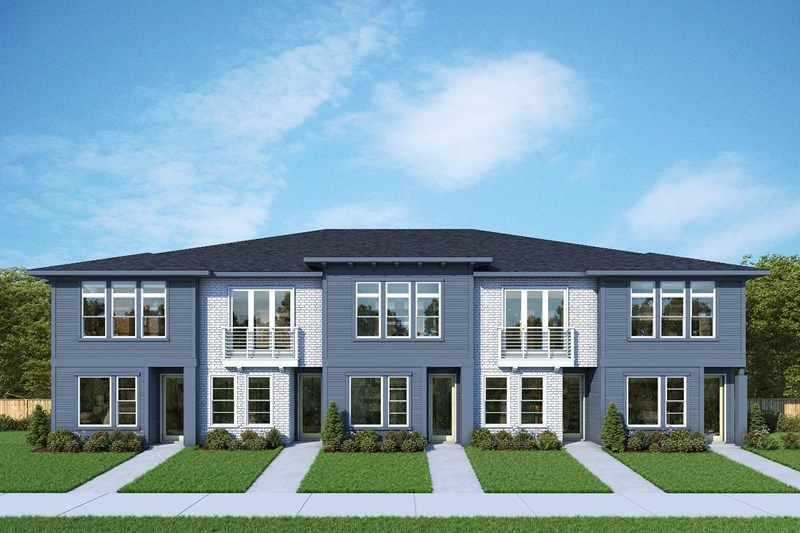 Laureate Park at Lake Nona - Townhome Series