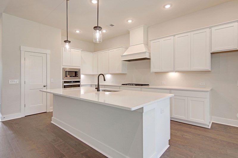 Interior:The Yates - Kitchen