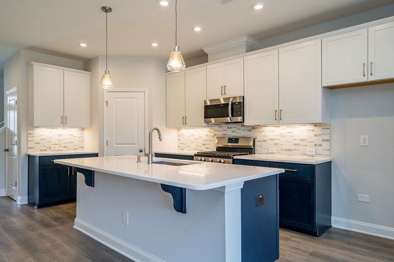 Interior:The Mahoney - Kitchen