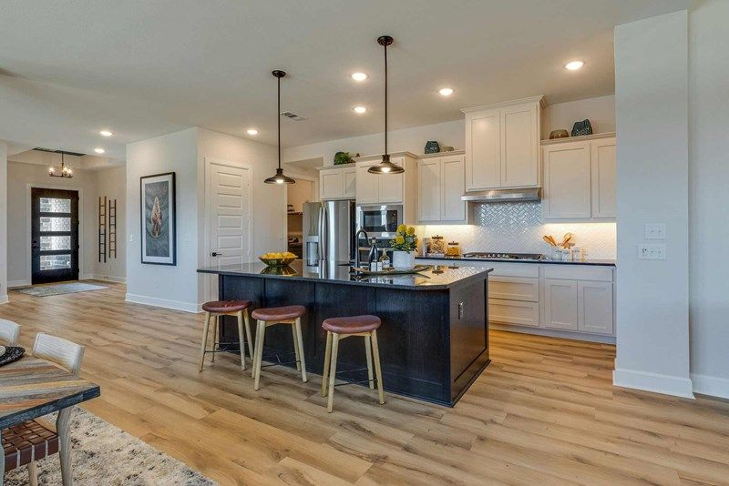 Interior:The Forreston - Kitchen