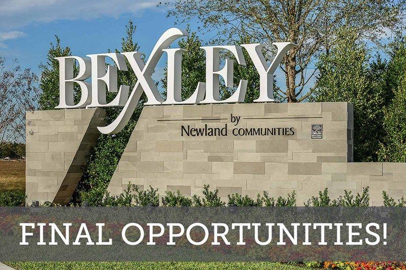 Bexley - Village Series - Final Opportunities
