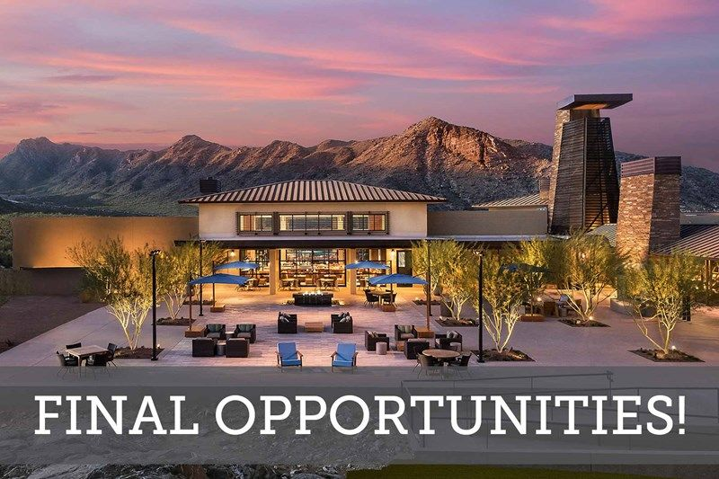 Mountainside at Victory - Villas 45' - Final Opportunities