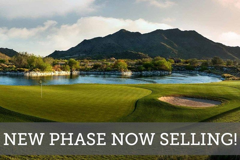 Verrado Highlands Legacy Series - New Phase Now Selling