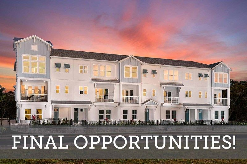 City Homes at Payne Park Village - Final Opportunities